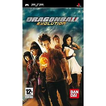 Jeu PSP Dragonball Evolution