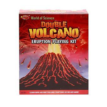 Podwójne wulkanu erupcja Play Kit