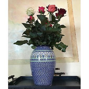 Vloer vaas, hoogte 32 cm, vergeet me niet, BSN J-4231