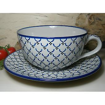 XXL single piece! Cup with saucer, 4 l vol., tradition 25 - BSN 6423