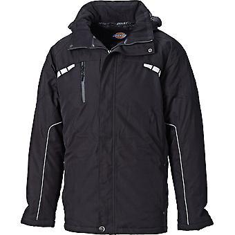 ディッキーズ メンズ アサートン防水透湿作業服ジャケット ブラック