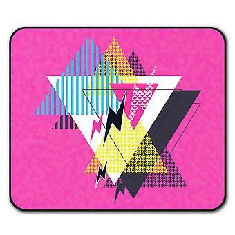 Lightning Pattern  Non-Slip Mouse Mat Pad 24cm x 20cm | Wellcoda