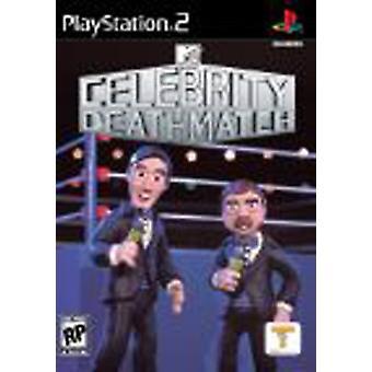 MTV Celebrity Deathmatch (PS2) - New Factory Sealed
