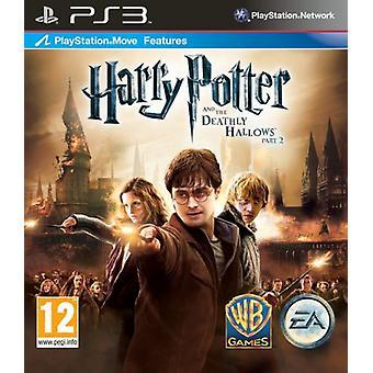 Harry Potter og Dødsregalierne del 2 (PS3)-ny