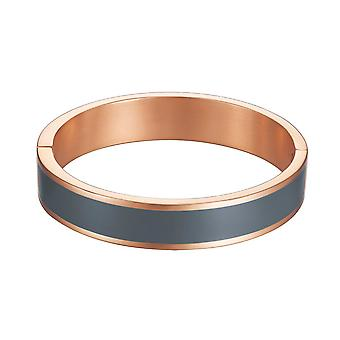 ESPRIT damer armband armband armband rostfritt stål Rosé classy taupe ESBA11380C620