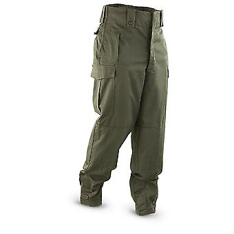 7 PKT Belgian Army BDU Military Combat Trousers