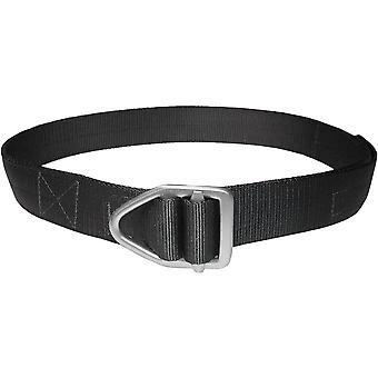 تصاميم بيسون آخر فرصة الثقيلة مزركشة ابزيم الحزام-أسود