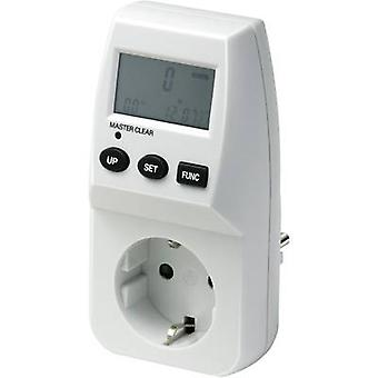 Brennenstuhl EM 231 Energy consumption meter Selectable energy tariffs