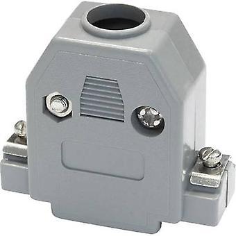 ECON koble PH15 D-SUB-hus antall pinner: 15 plast 180 ° grå 1 PC (er)