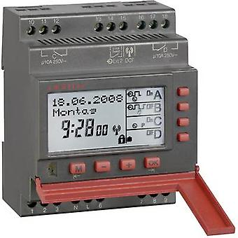 Müller SC 88.20 pro DIN rail mount timer digital 230 V AC 10 A/250 V