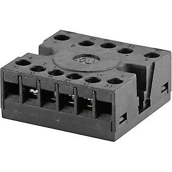 tele TVC11 Relay socket Compatible with series: Tele FSM10 series 1 pc(s)