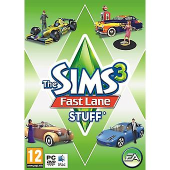 The Sims 3 Fast Lane Stuff (PCMac DVD) - New