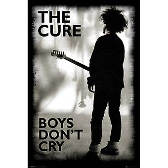 The Cure Boys Don't Cry Maxi affisch