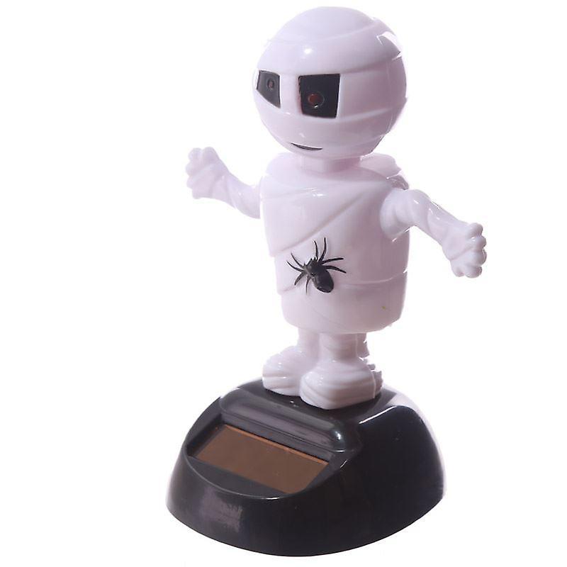 Halloween Mummy Solar Flip Flap Pal