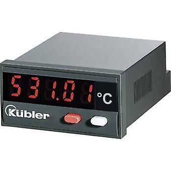 Kübler CODIX 531 Digital Thermometer Display -19999 up to + 99999 ºC