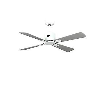 """Ventilatore da soffitto DC eco neo II 103cm/41 """"WH bianco/grigio chiaro"""