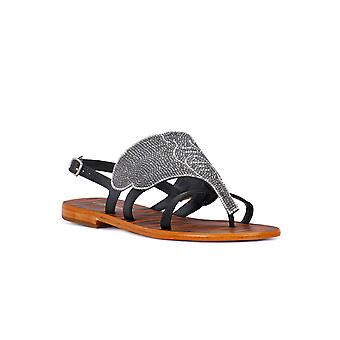 Cafe noir remsandaler sandaler