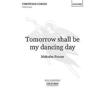 I morgen skal min dans dag - vokal Score av David Willcocks - 97