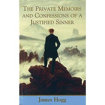 Oma muistelmat ja tunnustuksia perusteltuja syntinen James Ho