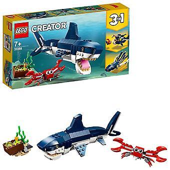 LEGO Creator 3 i 1 dybe hav dyr 31088