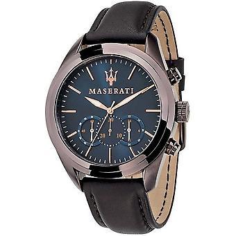Maserati Herrenuhr Traguardo chronograph R8871612008