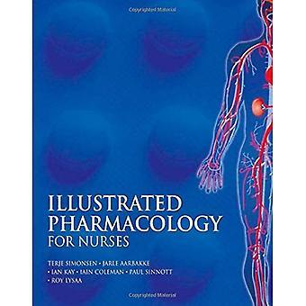 Illustré de pharmacologie pour les infirmières (une Publication de Hodder Arnold)
