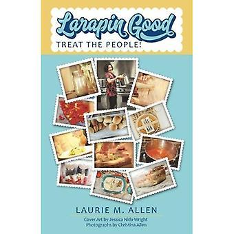 Bon Larapin: Traiter les gens!
