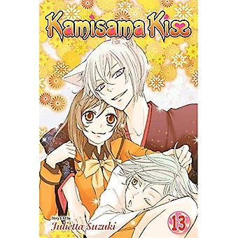 Kamisama Kuss, Bd. 13