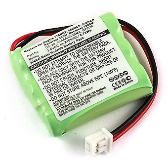 Batteri för Dogtra EF-3000 175NCP Surestim M Plus BP20R hundhalsband mottagare