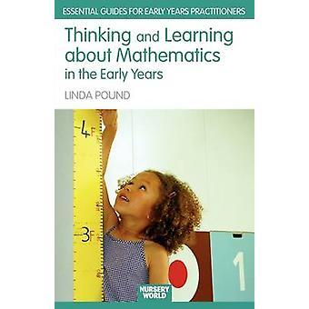 Tænkning og lære om matematik i de tidlige år af Linda pund