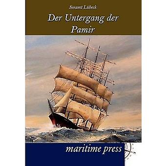 Der Untergang des Segelschulschiffes Pamir door Seeamt Luebeck
