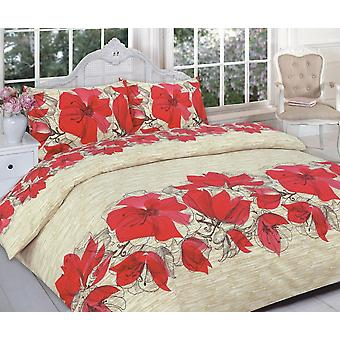 Lucy Duvet set With Pillow Cases