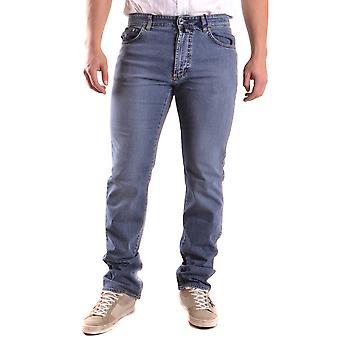 Gant Ezbc144037 Uomini's Blue Denim Jeans