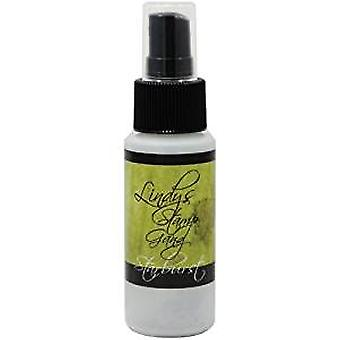 Lindy's Stamp Gang My Mojito Green Starburst Spray (ss-010)