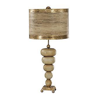 Elstead - 1 Light Table Lamp - FB/RETRO/TL