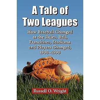 Tale of Two Leagues - How Baseball Changed as the Rules - Ball - Franc