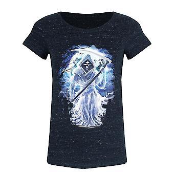 Requiem Collective Ladies/Womens Grim Immortality T-Shirt