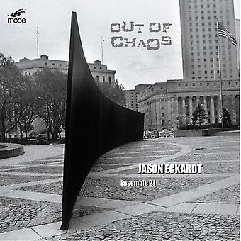 J. Eckardt - Out of Chaos [CD] USA import