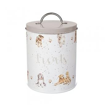 Wrendale Designs Biscuit Barrel Tin | Gifts From Handpicked