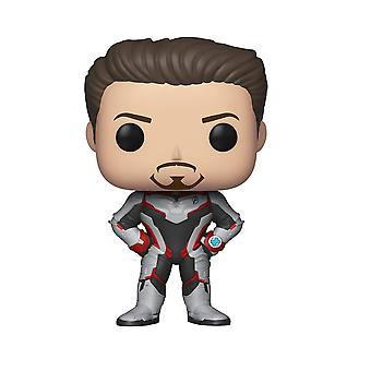 Funko POP Bobble: Avengers Endgame - Tony Stark Collectible Figur