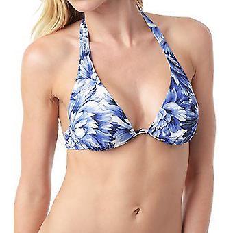 Triunfo Capri Ctow underwired Halter bikini Top
