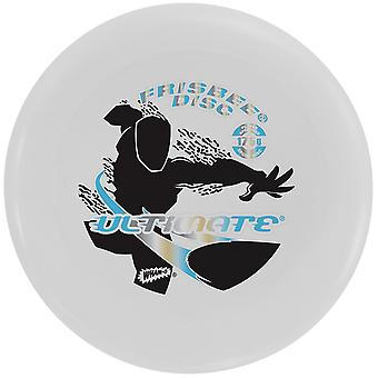 Wham-o Ultimate Frisbee-valkoinen