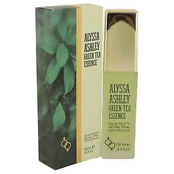 Αλίσα Άσλεϊ πράσινο τσάι ουσία με την Αλίσα Άσλεϊ, τουαλέτα, σπρέι 3,4 oz (γυναίκες) V728-539352