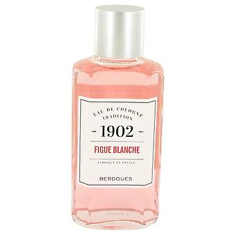 1902 Figue blanche eau de cologne (unisex) by berdoues 533229 245 ml