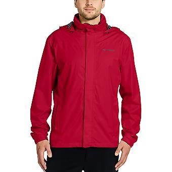 Vaude Escape Bike Light Rain Jacket - Красный