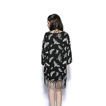 Blackcraft cult-moartea molie-femei ' s kimono