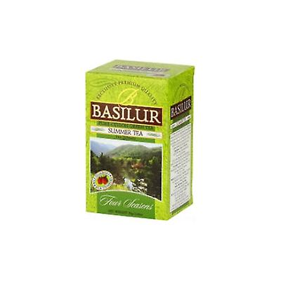 Summer Tea-green Tea With Wild Strawberry Flavour-20 Bags