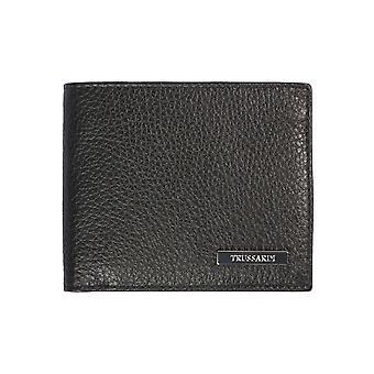 Trussardi mäns plånbok i Real Skin 1DA720