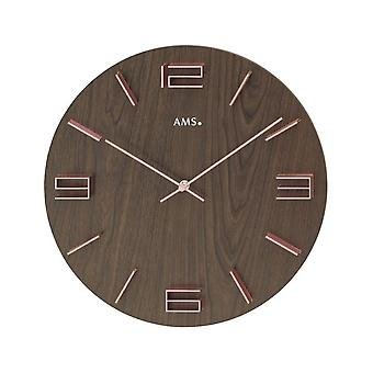 AMS Wall Clock 9591