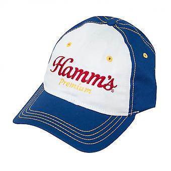 Hamm's Royal ustrukturert brodert lue